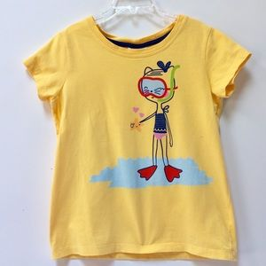 Hanna Andersson T-Shirt Size 130/8